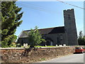 TM0174 : St.Margaret's Church, Wattisfield by Adrian Cable