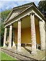 SP4349 : Ionic Temple, Farnborough Park by Philip Halling