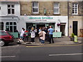 NO5116 : A queue outside Jannetta's Gelateria by Stanley Howe