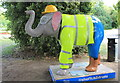 SK3386 : 44 'Henry the Constructor' - Botanical Gardens by Dave Pickersgill