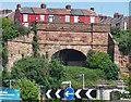 SJ3587 : Dingle Tunnel, Grafton Street, Liverpool by Stephen Richards