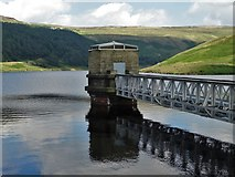 SE0204 : Valve tower - Yeoman Hey Reservoir by Neil Theasby