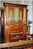 TF6303 : Chamber organ at Bexwell by Tiger
