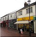 SS7597 : Jenkins bakery in Neath by Jaggery