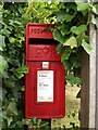 TM0071 : Post Offiice High Street Postbox by Adrian Cable
