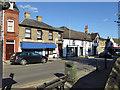 TL5973 : Shops on Churchgate Street, Soham by Robin Webster