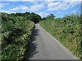 TG3012 : Sandhole Lane by Hugh Venables