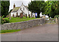 NX6579 : Balmaclellan Church by David Dixon