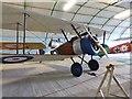 TL8100 : Exhibit at Stow Maries WW1 Air Museum, Essex by Derek Voller