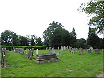 TM2692 : St. Margaret, Topcroft: churchyard (d) by Basher Eyre
