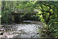 SO1701 : Pont Abernantyfelin, River Sirhowy by M J Roscoe