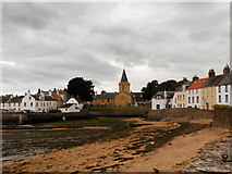 NO5603 : Shore at Anstruther by Douglas Nelson