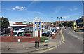 TQ3476 : Aylesham Shopping Centre by Des Blenkinsopp