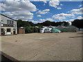 TG3210 : Blofield Nurseries by Hugh Venables