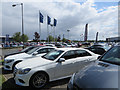 SE5955 : Mercedes-Benz of York by Paul Harrop