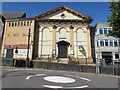 ST3188 : Grade II listed former Stow Hill Baptist Chapel, Newport by Jaggery