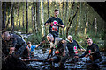 SJ5470 : Hell Up North Mud Run, Delamere Forest by Brian Deegan