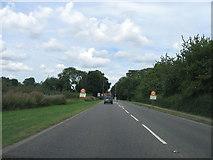 TF1505 : Entrance to Glinton by Alex McGregor