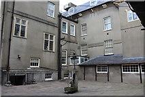 ST2885 : Inner courtyard, Tredegar House by M J Roscoe