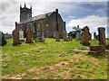 NX0853 : Disused Parish Church at Stoneykirk by David Dixon