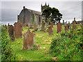 NX0853 : Stoneykirk Parish Church (disused) by David Dixon