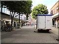 SJ9399 : Incident on Warrington Street by Gerald England
