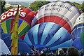 ST5571 : Bristol Balloon Fiesta 2016 by David Lally
