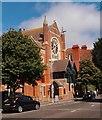 TQ2805 : Hove Methodist Church, Portland Road by Julian Osley