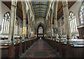 TA0928 : Interior, Holy Trinity church, Hull by J.Hannan-Briggs