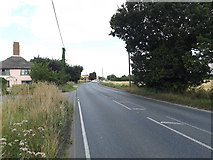 TL9573 : A143 Bury Road, Stanton by Adrian Cable