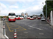 J0407 : Bus Eireann Depot, Dundalk by Eric Jones