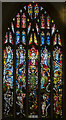 TA0928 : Psalm 148 window, Holy Trinity church, Hull by Julian P Guffogg