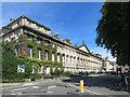 ST7465 : Queen Square, Bath by Des Blenkinsopp