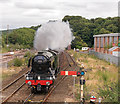 NY9464 : 60103 at Hexham - August 2016 (2) by The Carlisle Kid