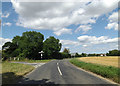 TM0789 : Mill Road, Banham by Adrian Cable
