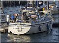 J5082 : The 'Panta Rhei' at Bangor by Rossographer