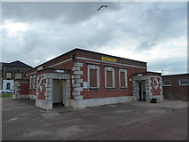 TG5307 : Public conveniences on Great Yarmouth Seafront by Basher Eyre