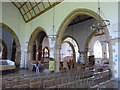 TG5208 : Inside Great Yarmouth Minster (xvii) by Basher Eyre