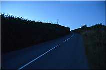 SX8953 : South Hams : Slappers Hill, B3205 by Lewis Clarke