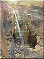 SU4886 : Pipe in the Ground by Bill Nicholls