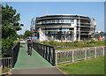 SK5539 : Nottingham University: The Technology Entrepreneurship Centre by John Sutton