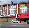 ST1067 : Oriental Diner, Broad Street, Barry by Jaggery