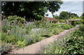 ST3918 : Garden walk, Barrington Court by Bill Harrison