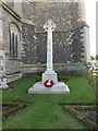 TL9971 : Walsham Le Willows War Memorial by Adrian Cable