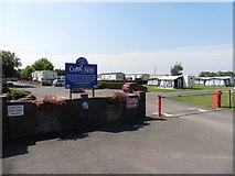 ST3645 : Cripps Farm Holiday Park by Roger Cornfoot