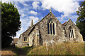 SZ4083 : St. Peter and St. Paul's Church, Mottistone by Andy Stephenson