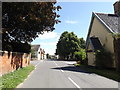 TL9971 : Ixworth Road, Walsham Le Willows by Adrian Cable