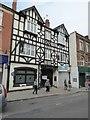 SS9512 : The White Horse Inn, Tiverton by David Smith