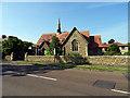 NU2410 : Former Wesleyan Church by John Lucas