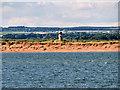 NO5430 : Buddon Ness Low Lighthouse by David Dixon